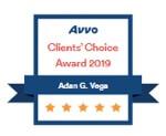 Avvo Clients Choice 2019